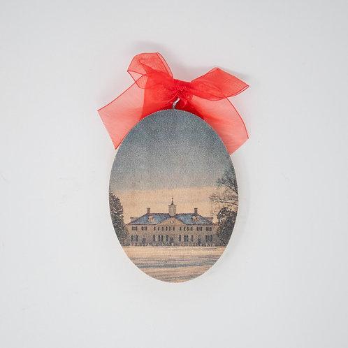 Mount Vernon Ornaments