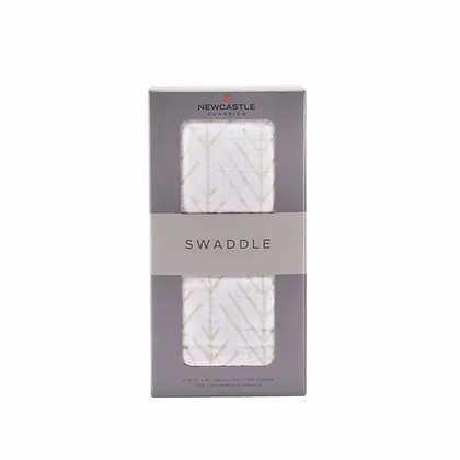 Cotton Muslin Baby Swaddle