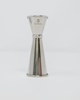 Silver Double Cocktail Jigger