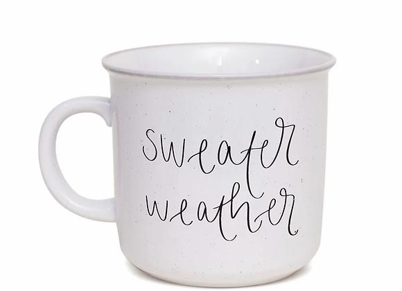 """Sweater Weather"" Mug"