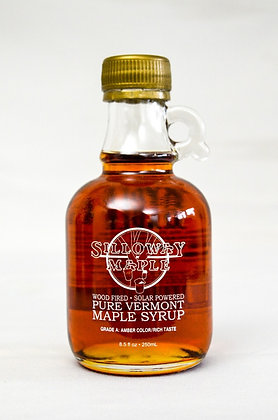 Pure Vermont Maple Syrup by Silloway Farms