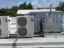 Mitsubishi Electric Condensers Case Study for Fast Food Outlet