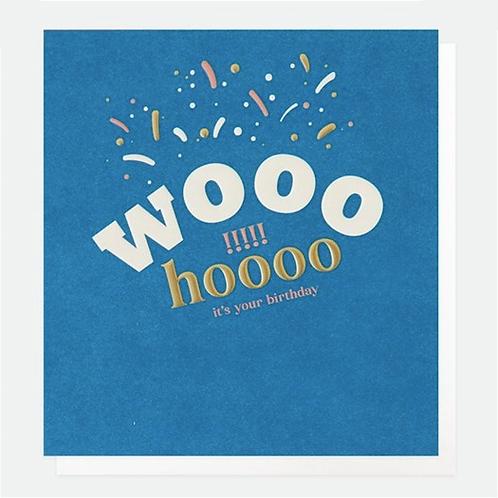 Woo Hoo!!