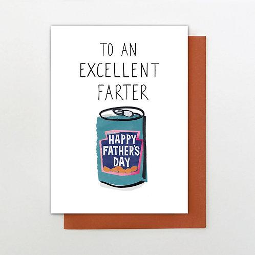 Excellent Farter