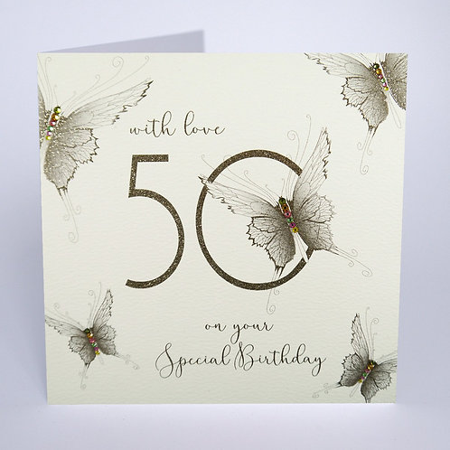 Special Birthday 50