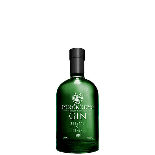 THYME & LIME 40% abv | 20 CL