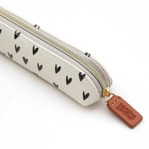 Mini Hearts Essential Pencil Case