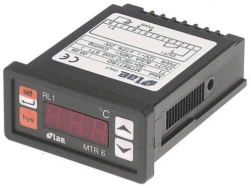 LAE MTR6 T1RD Refrigeration / Heating Controller 12v AC/DC. -50 to +150 DEG C
