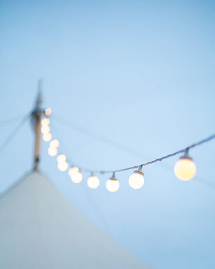 Wills Marquees Overhead Flying Festoon L