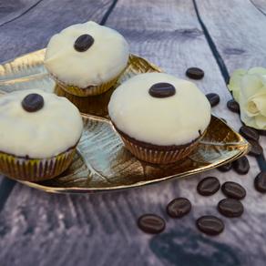 Kaffee-Sahne-Muffins