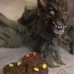 Dämonen-Muffins