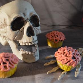 Gehirn-Muffins