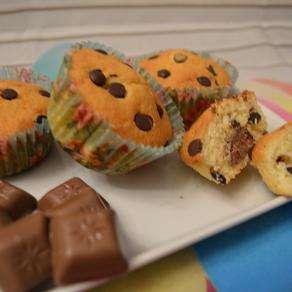 Schoko-Mascarpone-Muffins