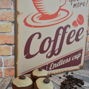 Schokoladige Kaffeemuffins