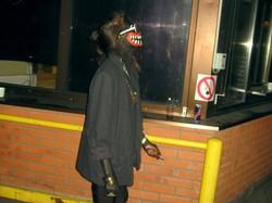 Smoke Break - Afromantics XXL