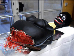 Racist Cake by Makode Linde