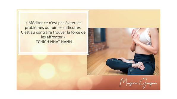 Méditation Pleine Conscience - Metz