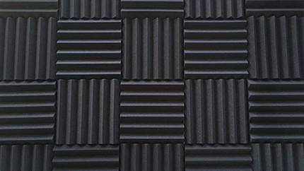 الألواح المستخدمة لعزل الصوت في الغرف و الاستديوهات مناسبة للمسرح المنزلي عازل صوت