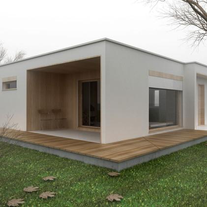 كيف يتم بناء البيوت الجاهزة والفلل مسبقة الصنع و المنازل الجاهزة
