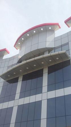 Finishing building pro alnahda distr