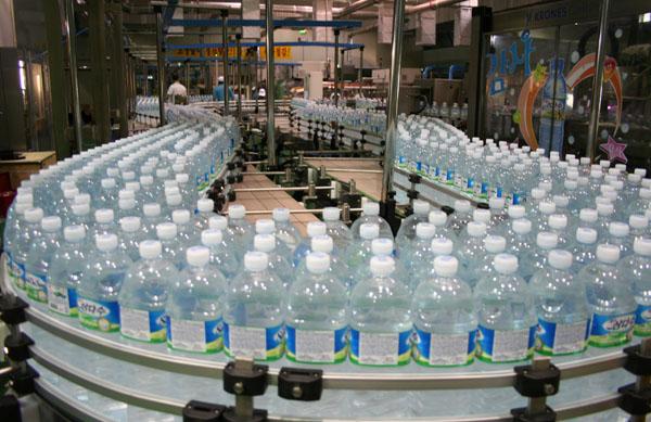 بناء خطوط انتاج مصانع المياه