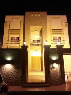 Jeddah Villas exterior designs