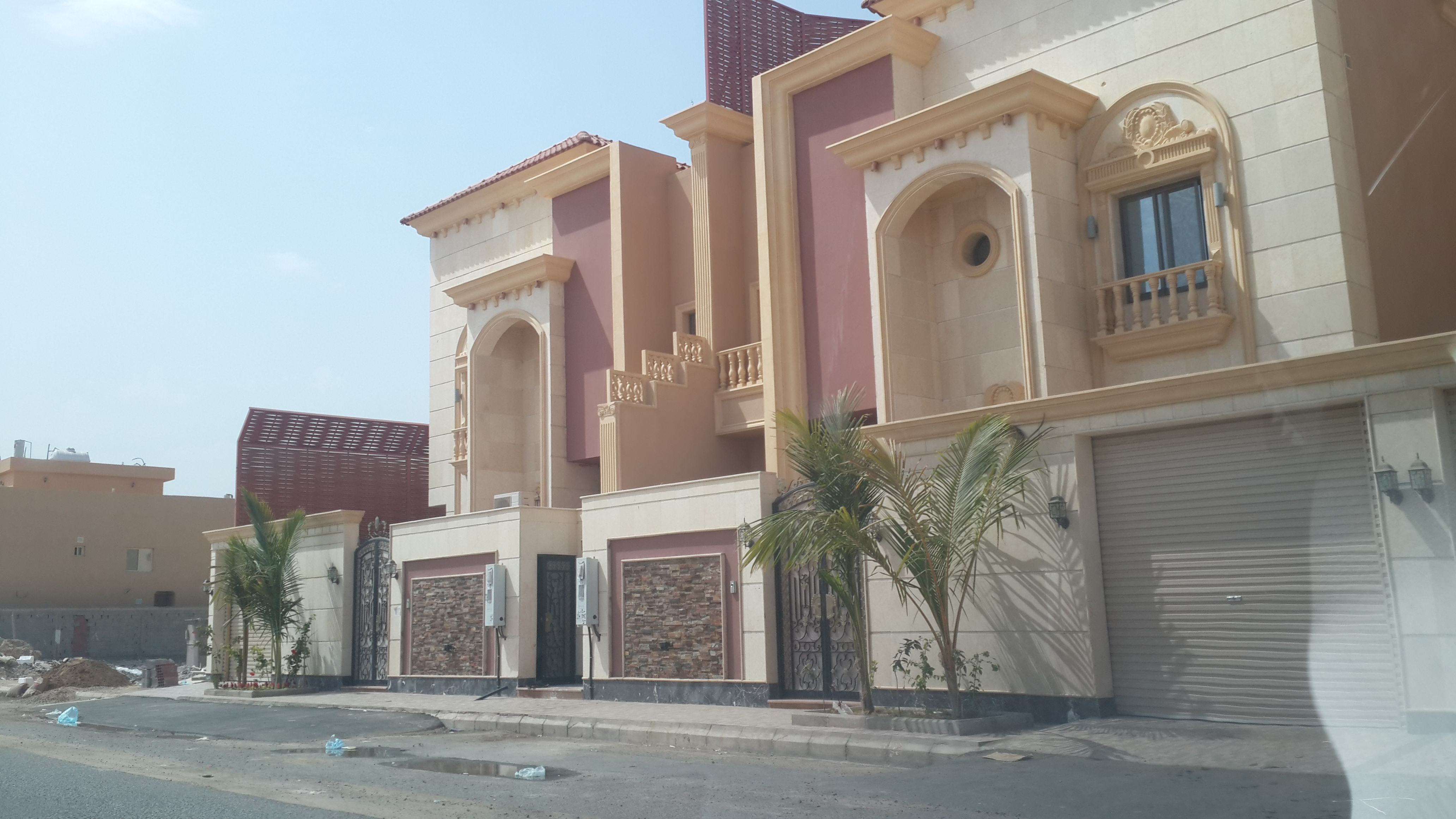 jeddah Decorative stone facing and p