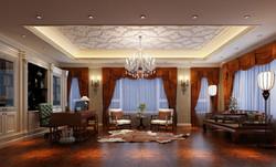 Luxury CEO GM office interior design