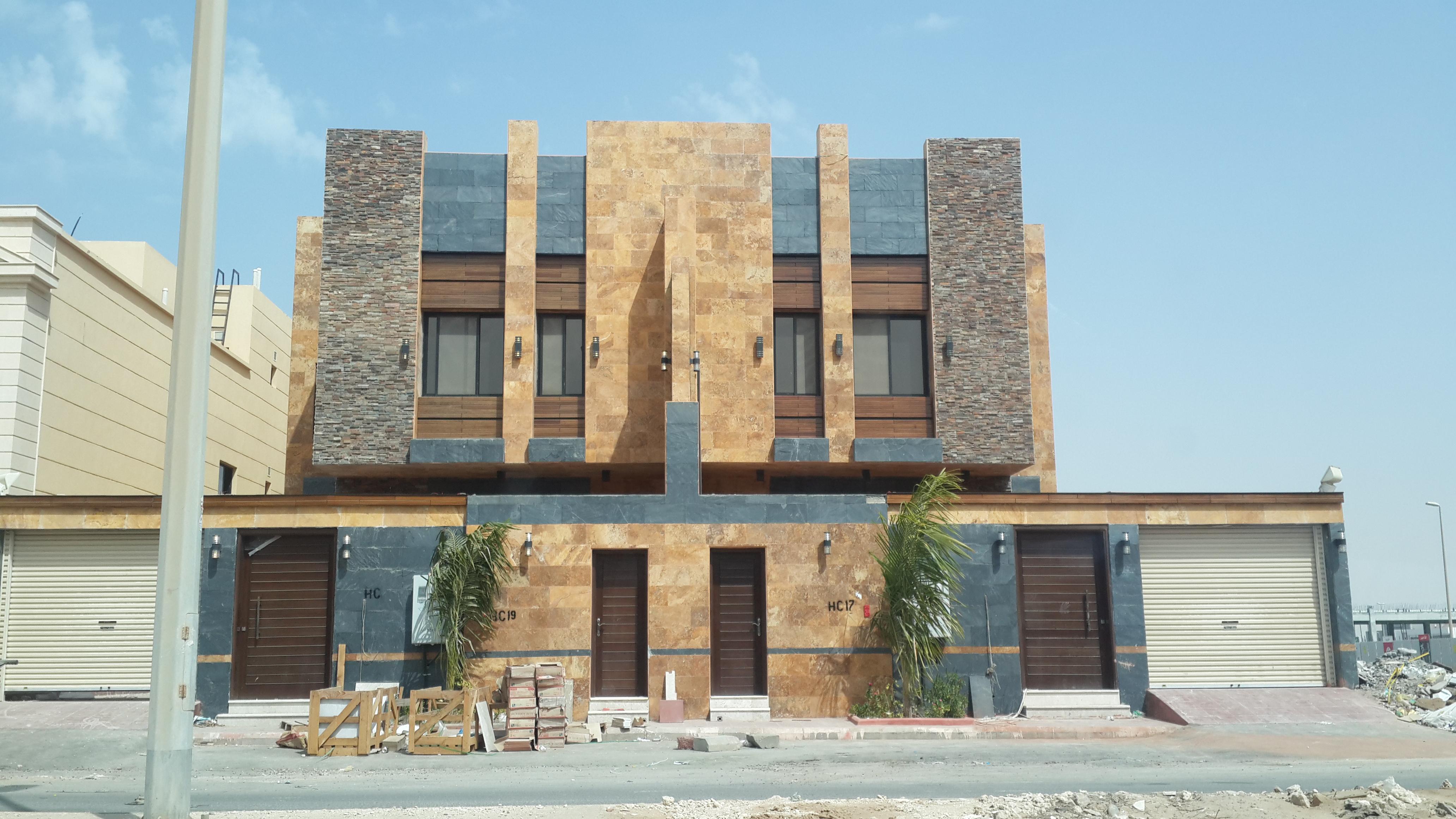Modern facades jeddah