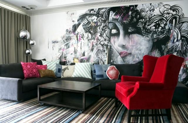 كم يكلف تجديد غرفة المعيشة؟