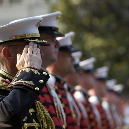 Veteran Appreciation: God Bless America