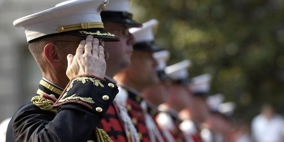 Lunch & Learn:  Accessing StartUP Funding For Military Veteran Entrepreneurs
