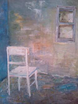 Martwa Natura z Krzesłem
