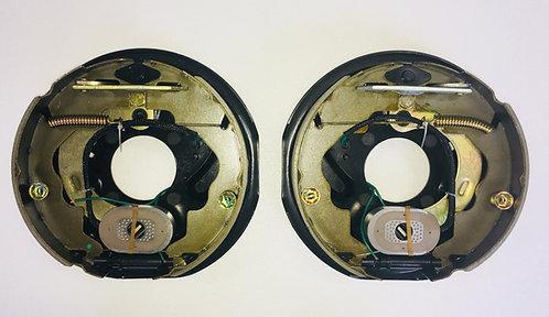 "Genuine ALKO 10"" Electric Brake Backing Plate / Pair"