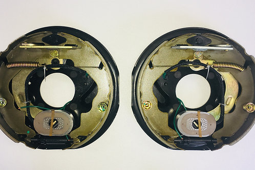 "Genuine ALKO 10"" Electric Brake Backing Plate / Pair"
