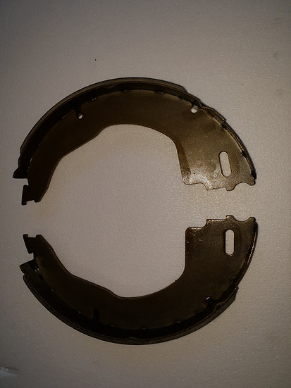 "TuffRide 12"" Brake Shoe"