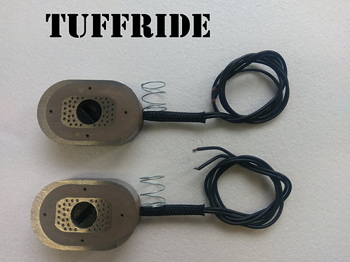"Tuffride Offroad Magnet pair to suit 12"" parallel electric brake drum"