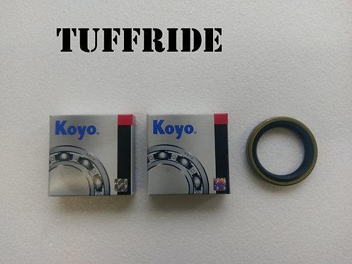 """10"""" Tuffride Wheel Bearing & seal Kit"""