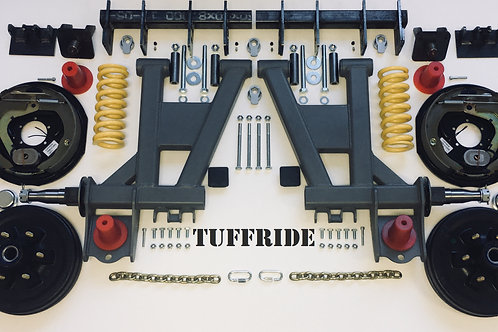 "Tuffride 12"" 2 Arm Kit with Twin Shocker 1650-2000kg @835mm Dia."