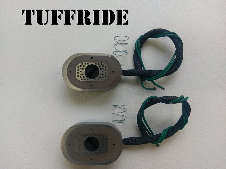 """Tuffride Offroad Magnet pair to suit 10"""" parallel electric brake drum"""