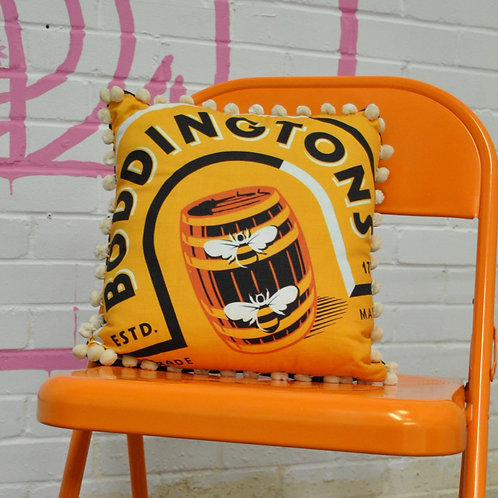 Boddingtons Cushion