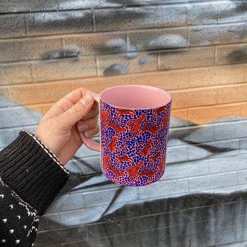 Nice tigers mug