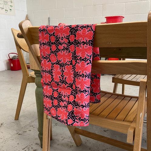 Black Bee Tea Towel