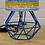 Thumbnail: Geometric Table Lamp Base (Base Only)