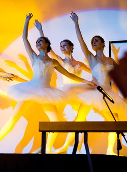 балет на мероприятие