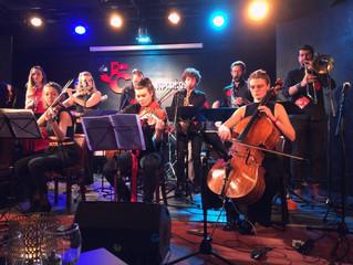 Wanderlust orchestra - showcase d'automne !