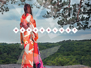 L'album du Wanderlust orchestra sort aujourd'hui !!!