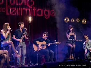 """Shades présente """"Blue Skies"""" au studio de l'Ermitage à Paris"""
