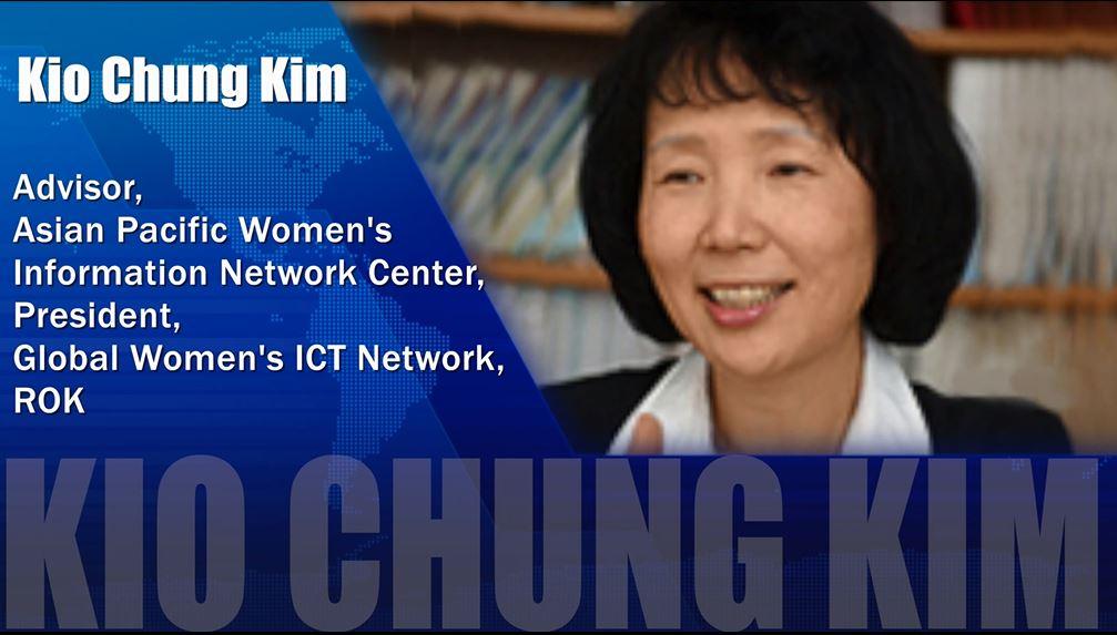 Dr. Kio Chung Kim