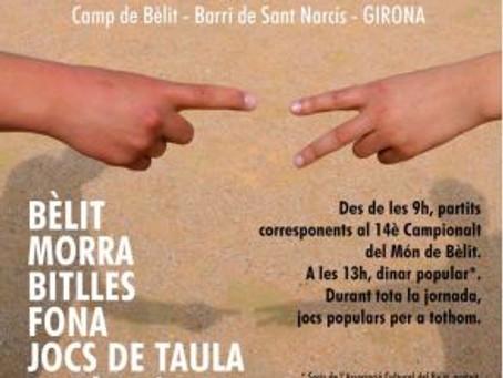 juga juga a Girona 5 maig 2018